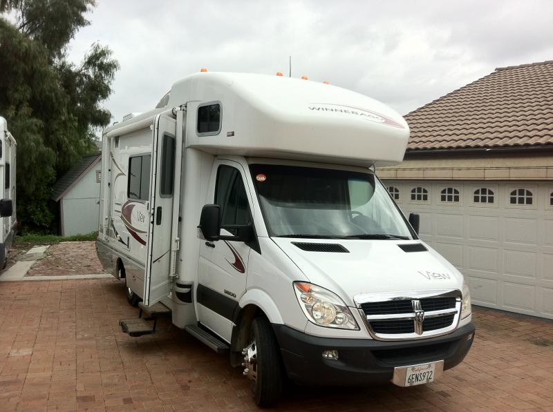 san diego rv rental