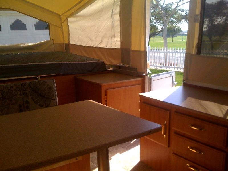 And, Tent Trailer Rentals
