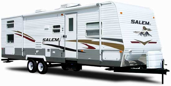 rv rental glamis