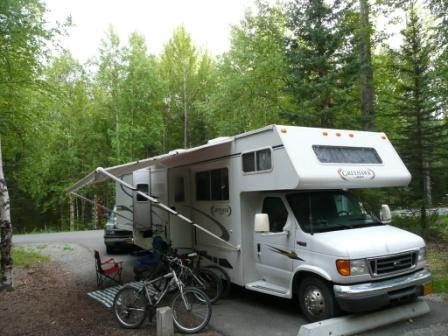 Alberts Rv Rental Links
